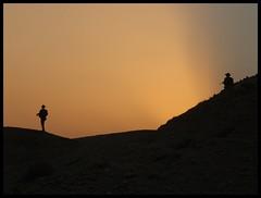 Coucher de soleil Afghan (Vivicelow) Tags: afghanistan nv7 vivicelow
