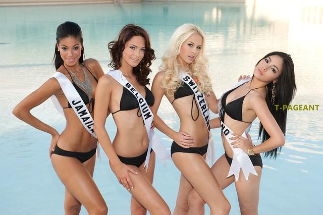 Miss Universo bikini Jamaica Yendi Phillipps