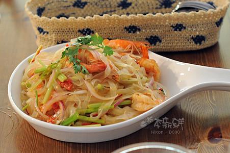 泰式涼拌鮮蝦春雨