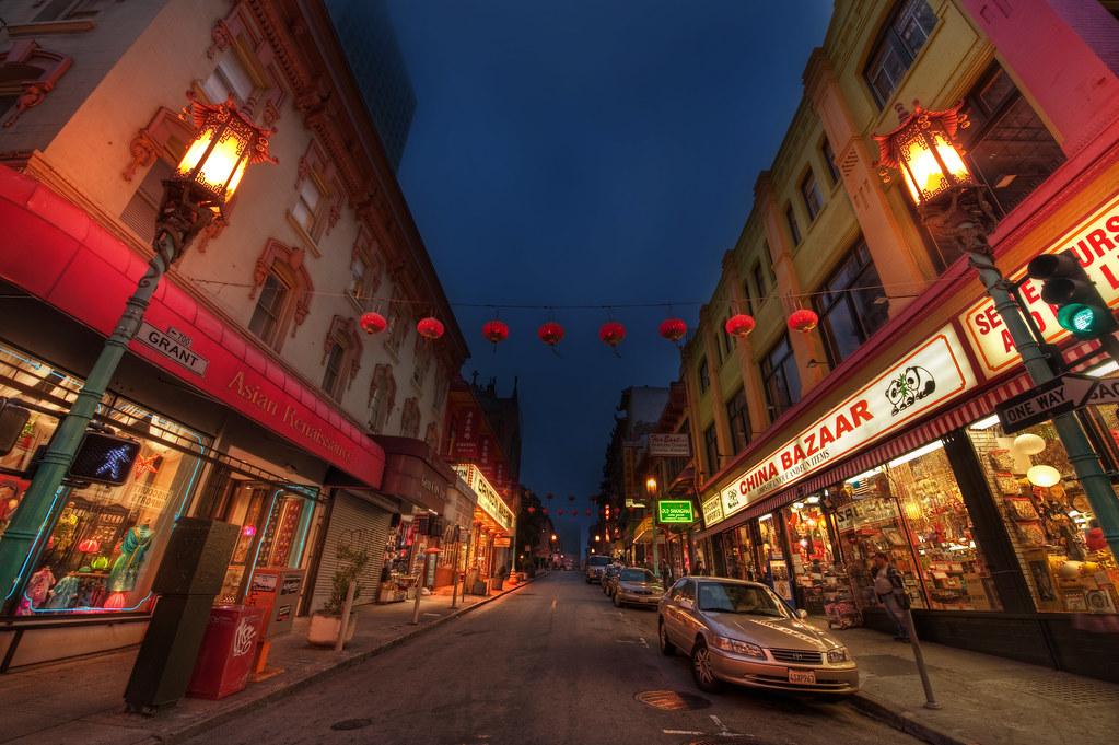 Chinatown Glow