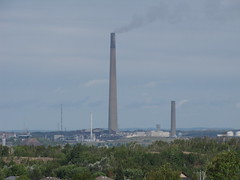 Sudbury smokestacks