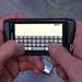 N8 Landscape Keyboard
