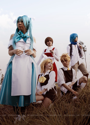 Vocaloid shoot