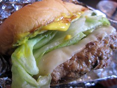 Turkey Burger - Burger Garage