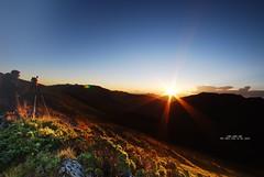 南投 合歡山~石門山晨之美