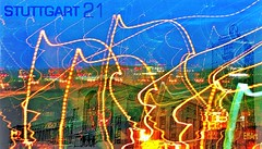 """Alternativ : """"Concept  Stuttgart 22 """" zu  STUTTGART 21 - Chaos oder Kosmos ? Eagle1effi´s House of History (eagle1effi) Tags: nichgt longexposure cityscape concept22 stuttgart21 stuttgart22 placesgermanybadenwurttembergstuttgart conceptstuttgart22 württemberg stuttgart germany effiartkunstcopyrightartisteagle1effi deutschland damncool canonsx1ispowershot canonsx1is canonpowershotsx1is artexpression badenwuerttemberg artandexpression 3wordcomments colorful digitalgraffiti experiment django´smasterclass by©eagle1effi aworkofart badenwürttemberg digitalretouched regionstuttgart madeingermany projekt bahnhof hauptbahnhof bahn bahnag wahrzeichen bonatz architektur digitalcameraclub landmark sehenswürdigkeit landmarks topptipp amust s21 s22 k21 eagle1effi effiarteagle1effi langzeitbelichtung cameraart nightshot nightshots darkness dark nachtaufnahme yourbestoftoday sehenswürdigkeiten effiart kunst erwin effinger edition fotopedia photopedia geomapped geschichte gebäude building architecture arckép architekture"""