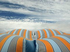 Blowing in the Wind (DaveKav) Tags: blue orange france beach grey wind stripes windy 64 plage basque euskalherria euskadi basquecountry paisvasco baskenland hendaye blustery paysbasque hendaia lapurdi pyrnesatlantiques blowinginthewind beachtent superaplus aplusphoto perspectives2010 nottsperspectives2011