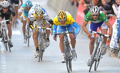 Robert Hunter won again at Vuelta de Murcia