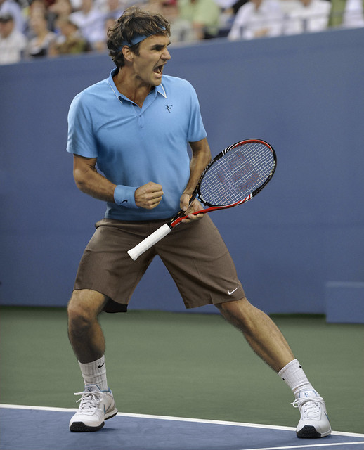 2010 US Open: Roger Federer Nike outfit