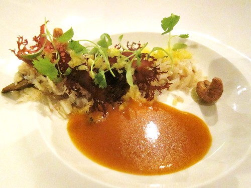 Chili Crab at Tippling Club