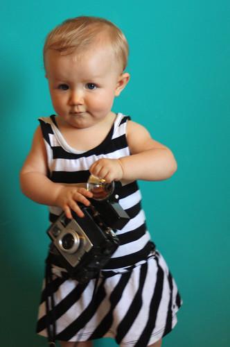 Little Camera Girl