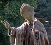 Padre (Mark Luethi) Tags: pope statue newjersey papal bluearmyshrine worldapostolateoffatimabluearmyshrine