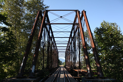 Cowichan River Bridge