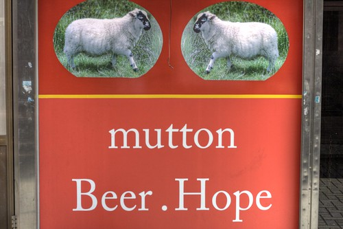Mutton Beer Hope HDR