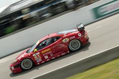 #61 Risi Competizione Ferrari, Mosport