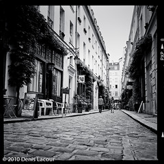 Paris: Bastille (Denis Lacour) Tags: paris france blackwhite hasselblad juillet bastille argentique 2010 noirblanc pave lr3 503cw lightroom3