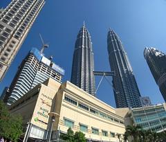 IMG_5813_stitch (CLF) Tags: city tower centre petronas twin center malaysia kuala klcc suria lumpur