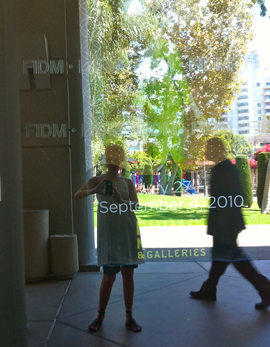 Reflected at FIDM