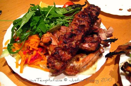 Mixed Grill - Mangal Ocakbaşı, Dalston