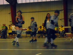 Pioneer Valley Roller Derby
