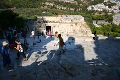The Acropolis (ElishaBrady) Tags: people ruins hellas athens tourists greece acropolis athina ellda athine  hells hellenicrepublic  athnai attik     ellnikdmokrata