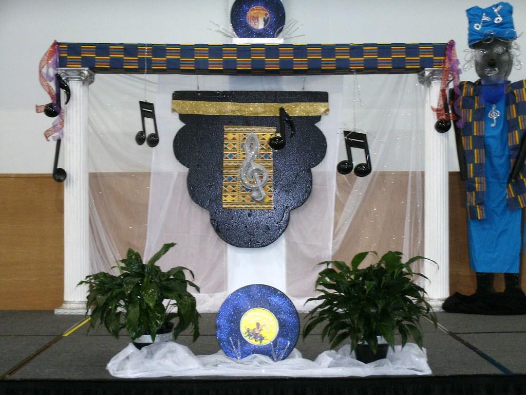 Gospel Music History Children's Program
