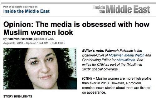 Fatemeh on CNN