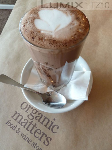 Organic Matters - Hot chocolate