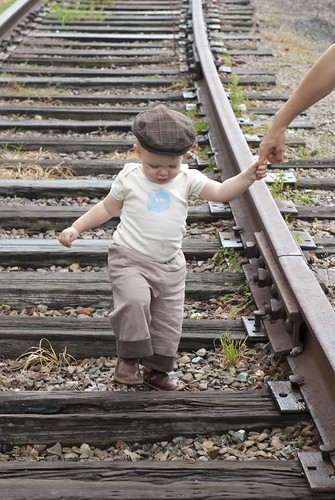 walking the rails 2
