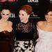Paz Vega, Scarlett Johansson y Eva Mendes