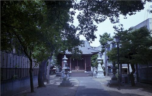 Ohwashi jinja