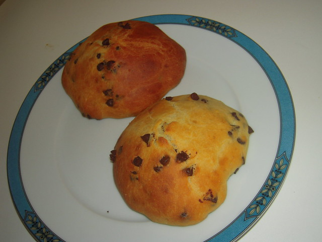 Pãezitos de pequeno-almoço