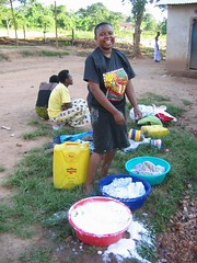 Laundry Day (dreamofachild) Tags: poverty children village african poor orphan orphanage laundry uganda humanitarian villagers eastafrica pader ugandan northernuganda kitgum humanitarianaid aidsorphans waraffected childcharity lminews