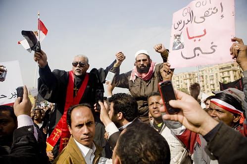 Copts and Muslims United القرآن والإنجيل بيطالبوك بالرحيل