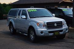 2012 Suzuki Equator Pick-Up