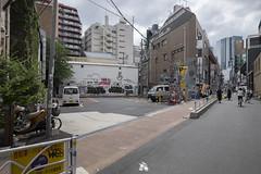 Tokyo.渋谷区宇田川町 宇田川遊歩道 (iwagami.t) Tags: 201705 fujifilm fuji xt1 xf14mm japan tokyo city urban building road street shibuya