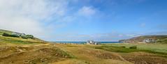 Baie Des Trepasses-Pano-1 (stevefge) Tags: baiedestrepasses bretagne brittany france landscape bay beach reflectyourworld panorama sky sea ocean atlantic cliffs