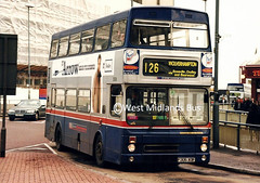 3006 (PL) F306 XOF (WMT2944) Tags: 3006 f306 xof mcw metrobus mk2a west midlands travel