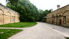Bakewell station   (Monsal Trail)    June  2017 (dave_attrill) Tags: millers dale monsal trail station derby manchester buxton midland disused railway line trackbed footpath bridleway cycle path derbyshire peak district wye valley march 2017 winter closed 1968 barbara castle bakewell june platform