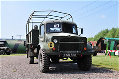 Wartime in the Vale 2010 - Bedford OY (Si 558) Tags: world 2 camp bedford war military vale trust ww2 vehicle recreation wartime oy ashdown evesham mvt badsey wartimeinthevale ashdowncamp