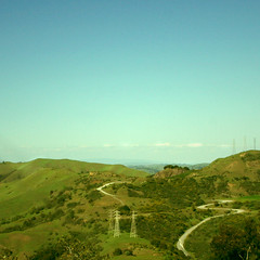 home, sweet home (is a belle) Tags: california landscape powerlines roadsand maybeineedmorecolorinmylife maybeajobfirst