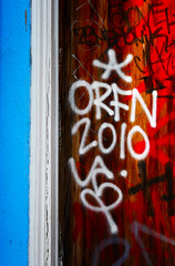 Orfn (funkandjazz) Tags: sanfrancisco california graffiti us orfn zenphonik