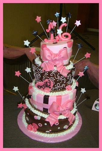 Amazing 16th Birthday Cakes Picture suggestion for...