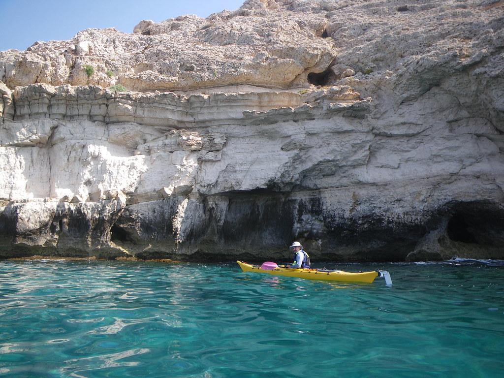 Cabo de Gata en kayak 120