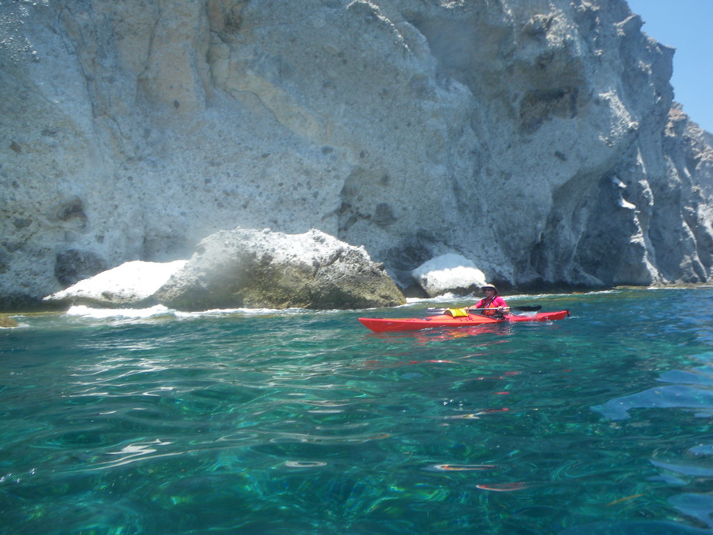Cabo de Gata en kayak 415