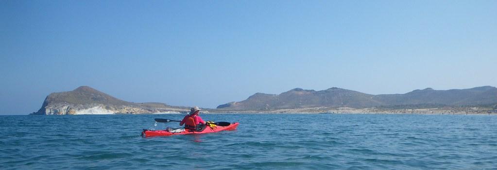 Cabo de Gata en kayak 429