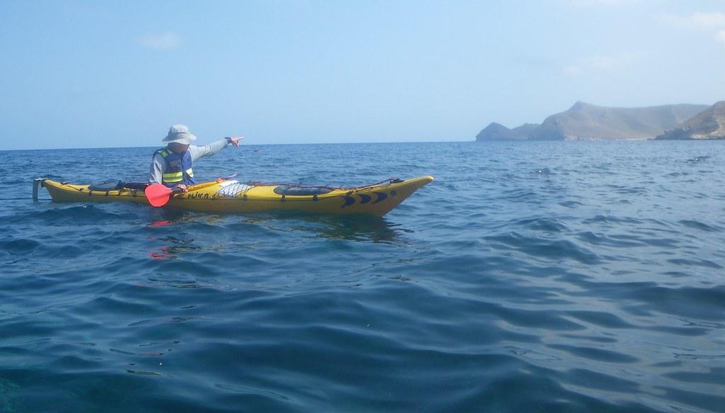 Cabo de Gata en kayak 251