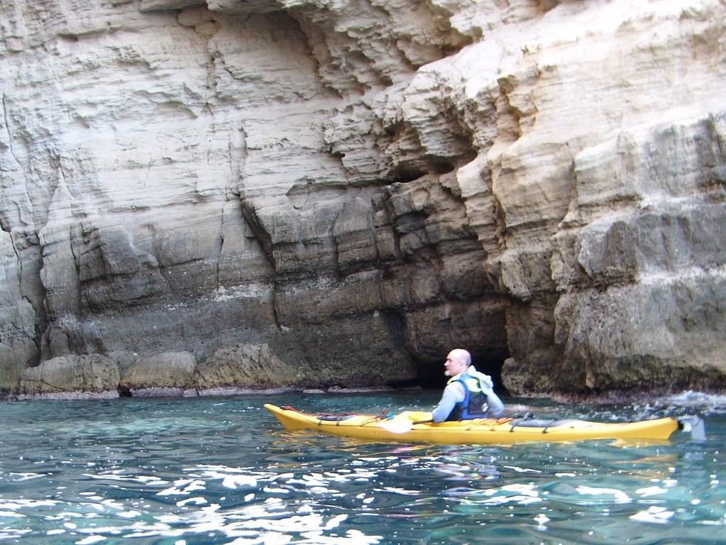 Cabo de Gata en kayak 682