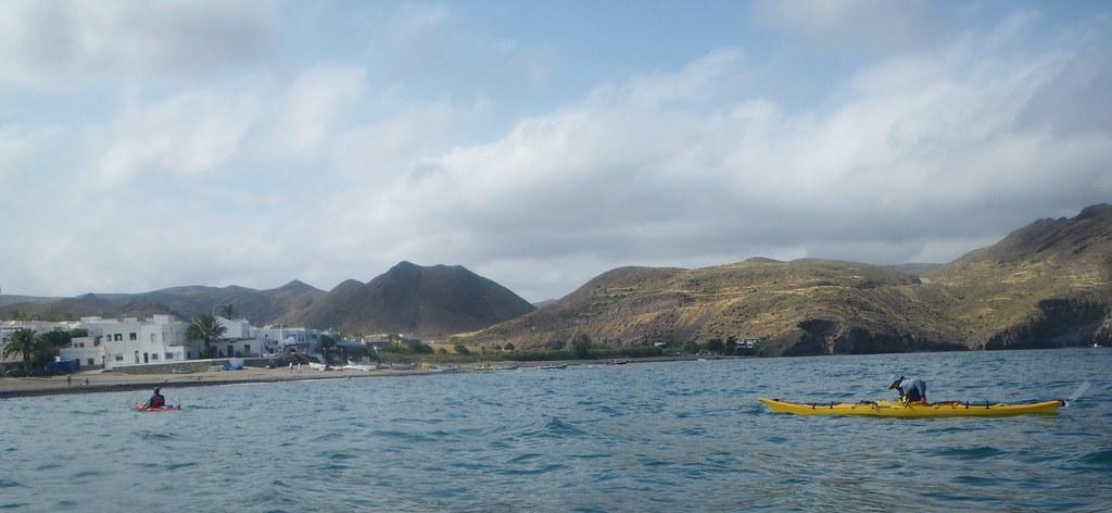 Cabo de Gata en kayak 275