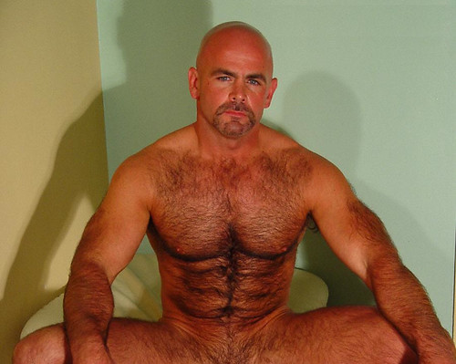 Pictures of sexy hairy chested men
